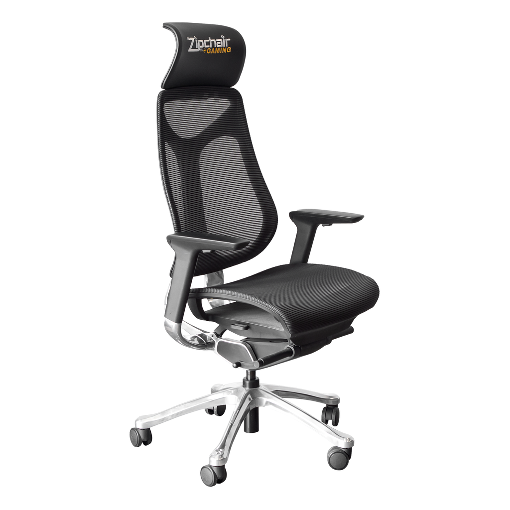 PhantomX Gaming Chair with UNC Wilmington Primary Logo