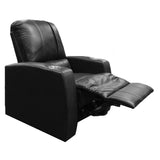 Relax Recliner with Football Quarterback Throw Logo Panel