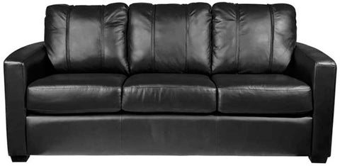 SILVER COLLECTION SOFA COMMERCIAL GRADE SYNTHETIC LEATHER WITHOUT LOGO