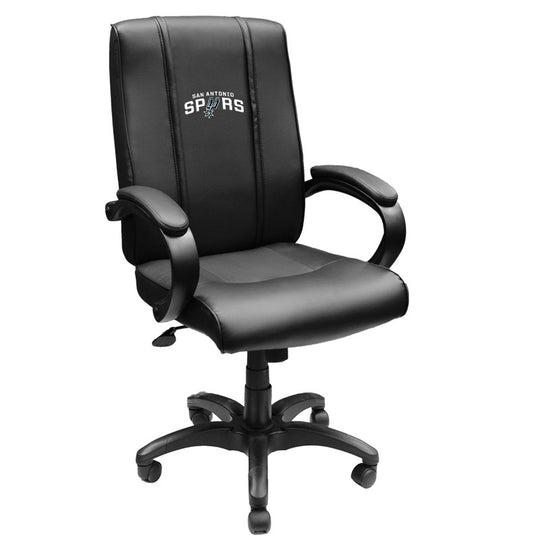 Office Chair 1000 with San Antonio Spurs Logo