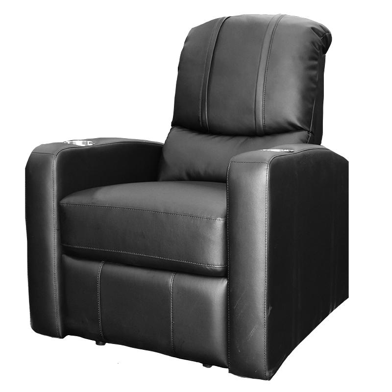 Stealth Recliner with  Las Vegas Raiders Secondary Logo