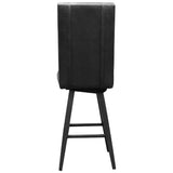 Swivel Bar Stool 2000 with Zipchair Gaming Logo