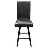 Swivel Bar Stool 2000 with Florida Gators Letter F Logo Panel