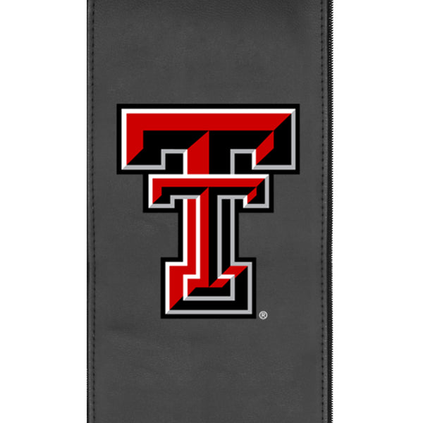 Texas Tech Red Raiders Logo Panel Zipchair