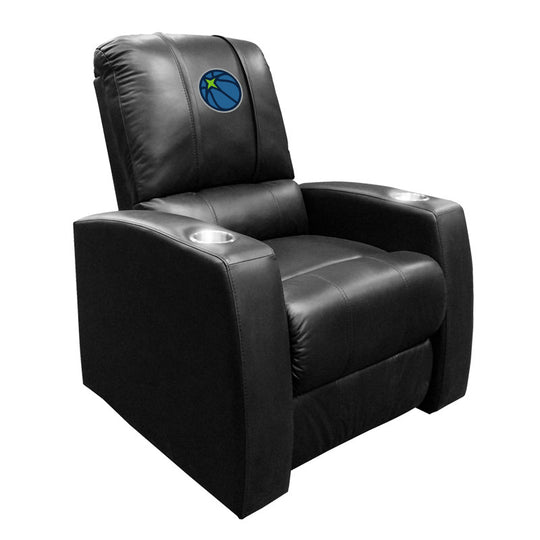 Relax Recliner with Minnesota Timberwolves Secondary Logo