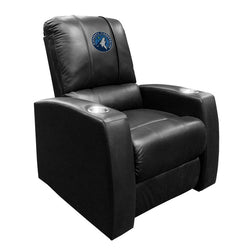 Relax Recliner with Minnesota Timberwolves Primary Logo