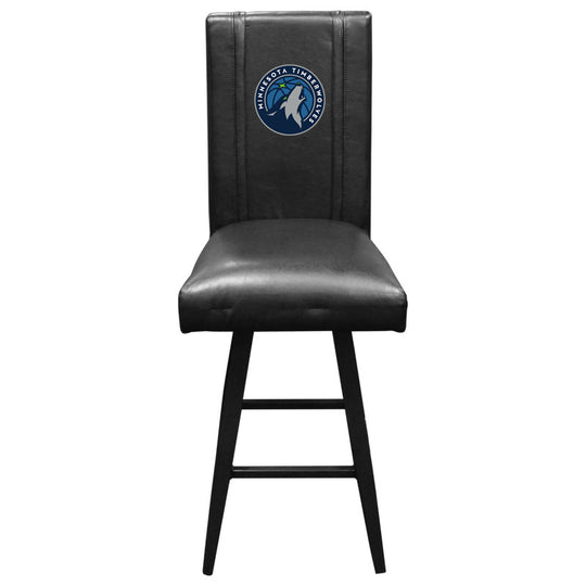 Swivel Bar Stool 2000 with Minnesota Timberwolves Primary Logo