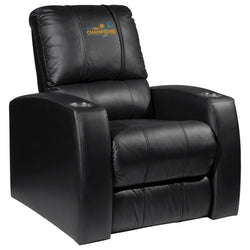 Relax Recliner with Golden State Warriors Champions Logo