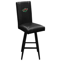 Swivel Bar Stool 2000 with Minnesota Wild Logo