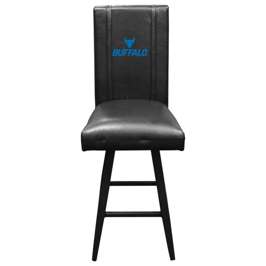 Swivel Bar Stool 2000 with Buffalo Bulls Logo