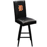 Swivel Bar Stool 2000 with Detroit Tigers Orange Logo
