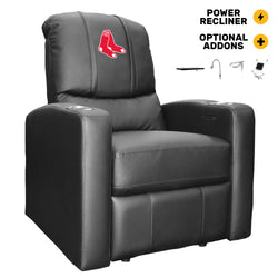 Stealth Power Plus Recliner with Boston Red Sox Primary