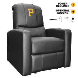 Stealth Power Plus Recliner with Pittsburgh Pirates Secondary