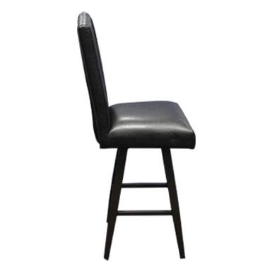 Swivel Bar Stool 2000 with  Las Vegas Raiders Helmet Logo