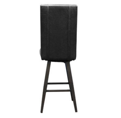 Swivel Bar Stool 2000 with  New Orleans Saints Helmet Logo