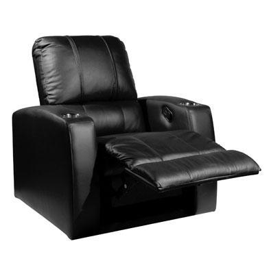 Relax Recliner with  New England Patriots Secondary Logo