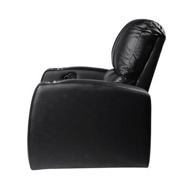 Relax Recliner with  New England Patriots Helmet Logo