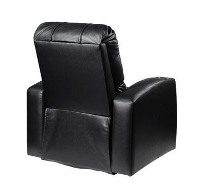Relax Recliner with  New York Jets Helmet Logo