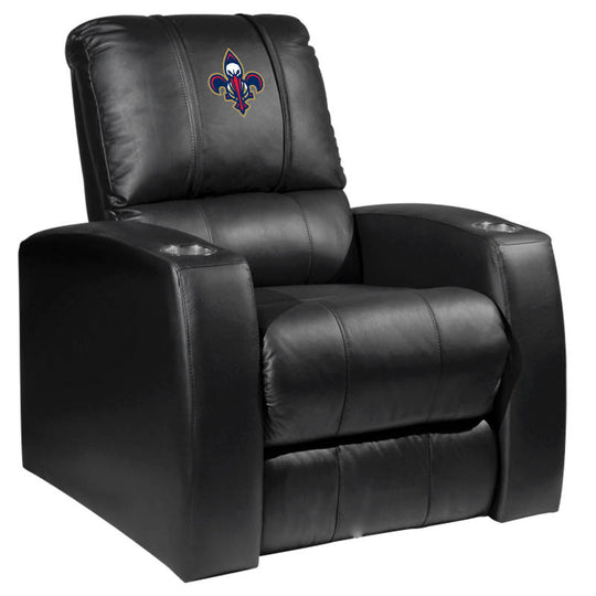 Relax Recliner with New Orleans Pelicans Secondary