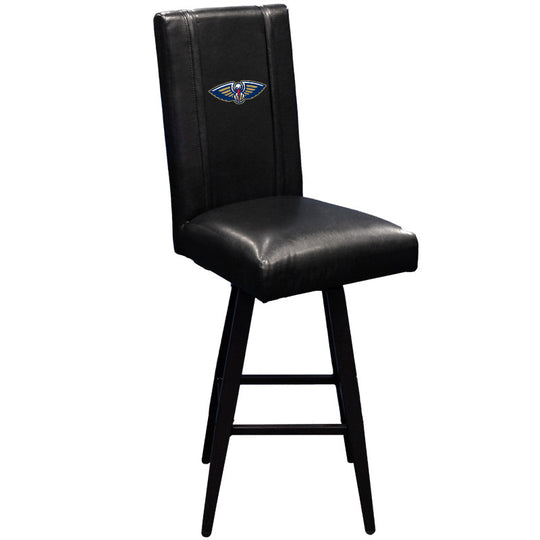 Swivel Bar Stool 2000 with New Orleans Pelicans Primary Logo