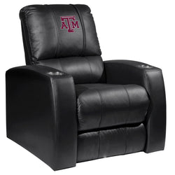 Relax Recliner with Texas A and M Aggies Logo