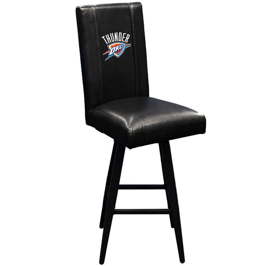 Swivel Bar Stool 2000 with Oklahoma City Thunder Logo