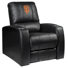 Relax Recliner with San Francisco Giants Secondary
