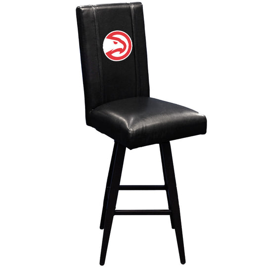Swivel Bar Stool 2000 with Atlanta Hawks Logo