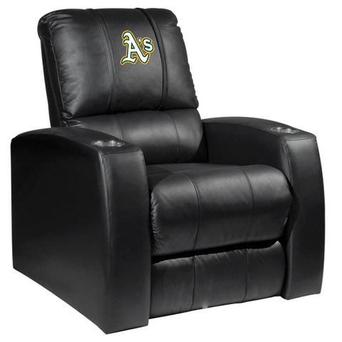 Relax Recliner with Oakland Athletics Secondary