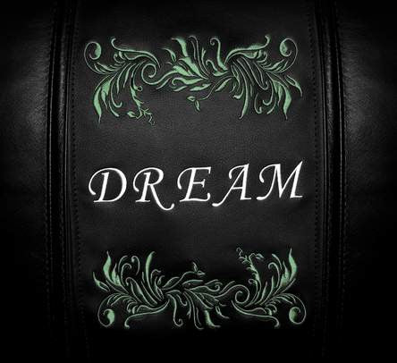 Dream Floral Horizontal Sage
