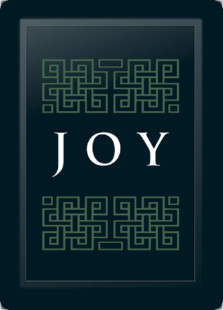 Joy Deco Horizontal Sage