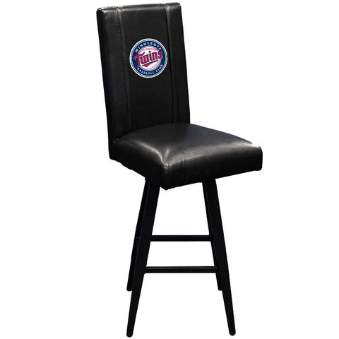 Swivel Bar Stool 2000 with Minnesota Twins Logo