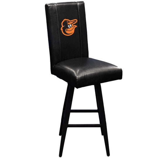 Swivel Bar Stool 2000 with Baltimore Orioles Secondary Logo