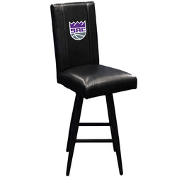 Swivel Bar Stool 2000 with Sacramento Kings Secondary Logo