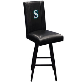 Swivel Bar Stool 2000 with Seattle Mariners Secondary