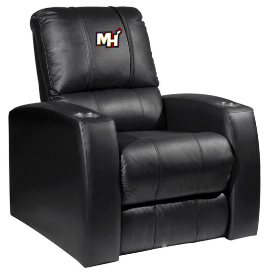 Relax Recliner Miami Heat Secondary Logo