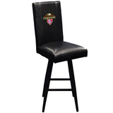 Swivel Bar Stool 2000 with St Louis Cardinals Champs 2011