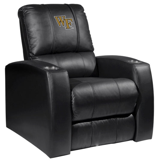 Relax Recliner with Wake Forest Demon Deacons Logo