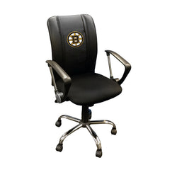 Curve Task Chair with Boston Bruins Logo