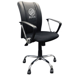 Curve Task Chair with Buick logo