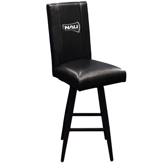 Swivel Bar Stool 2000 with Northern Arizona University Primary Logo
