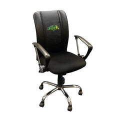 Curve Task Chair with North Dakota State Bison Primary Logo