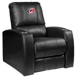 Relax Recliner with Carolina Hurricanes Logo
