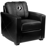 Silver Club Chair with Chicago White Sox Secondary