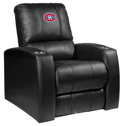 Relax Recliner with Montreal Canadiens Logo