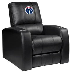 Relax Recliner with Washington Wizards Primary Logo