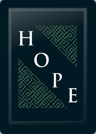 Hope Deco Diagonal Sage