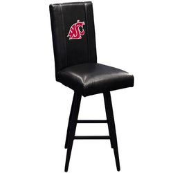 Swivel Bar Stool 2000 With Washington State Cougars Logo