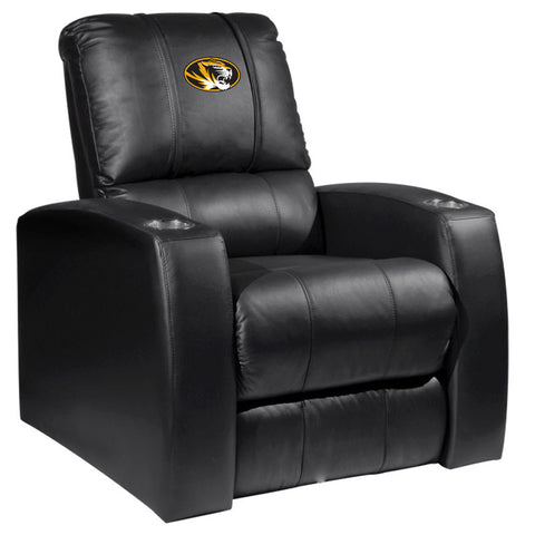 Relax Recliner with Missouri Tigers Logo