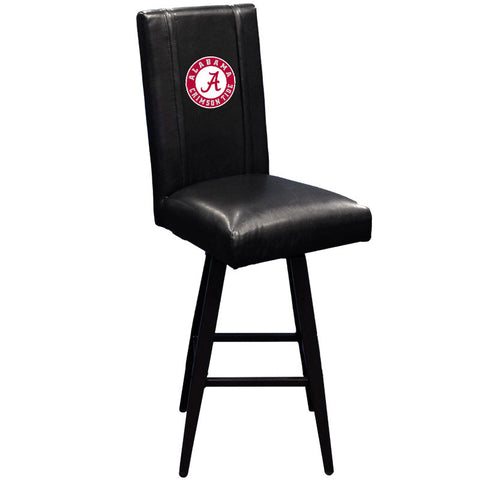 Swivel Bar Stool 2000 with Alabama Crimson Tide Logo